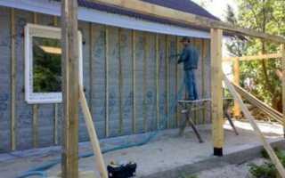 Штукатурка по утеплителю фасада деревянного дома