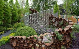 Интересные задумки для сада