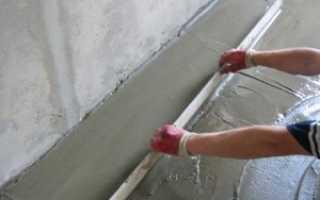 Расчет прочности цементного раствора