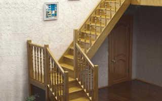 Размеры межэтажных лестниц в частных домах