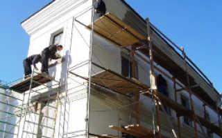 Утепление витражных фасадов