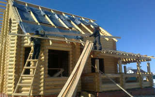 Как утеплять крышу из металлочерепицы
