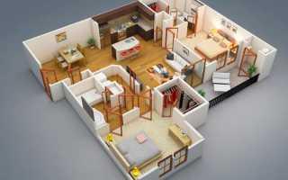 Программа для планировки дома и водопровода