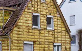 Каким утеплителем лучше утеплить дом снаружи
