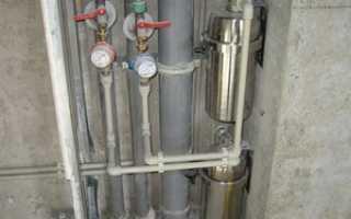 Разводка водопровода полипропиленовыми трубами