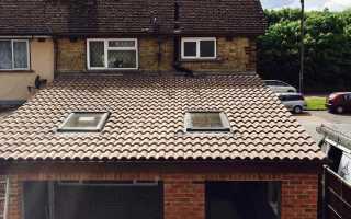 Веранда с односкатной крышей