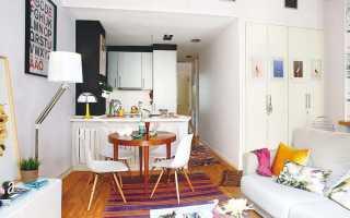 Варианты ремонта малогабаритных квартир