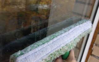 Чем быстро отмыть грунтовку со стекла