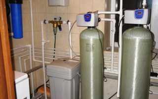 Провести воду от центрального водопровода