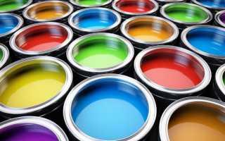 Красивая краска для стен