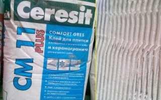Клей плиточный цементный как выбрать