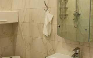 Бюджетный ремонт в ванной
