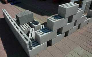 Штукатурка керамзитобетонных блоков своими руками