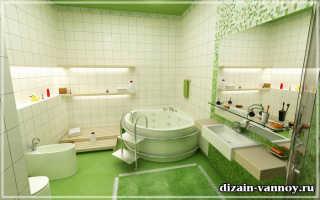 В какой последовательности делать ремонт в ванной