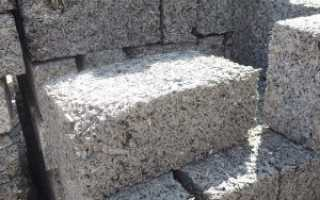 Какой фундамент нужен для дома из арболита