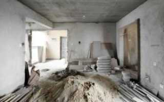 Видео ремонта квартиры в новостройке