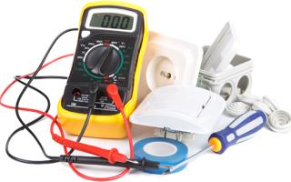 Стандарты электропроводки в квартире