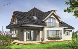 Вальмовая крыша фото двухэтажных домов