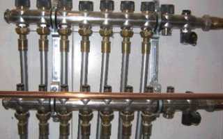 Проводка водопровода в квартире