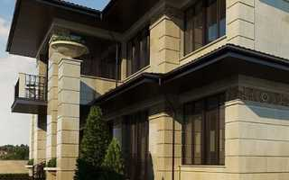 Керамические плиты для фасадов