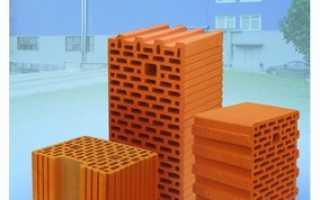 Керамические блоки или силикатный кирпич