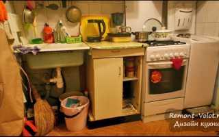 Самостоятельное изготовление кухни
