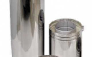 Дымоходы из нержавеющей стали для газовых котлов