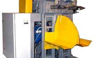 Фасовочные станки для цемента