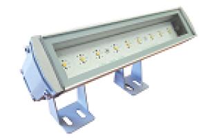 Фасадные светодиодные светильники для подсветки зданий