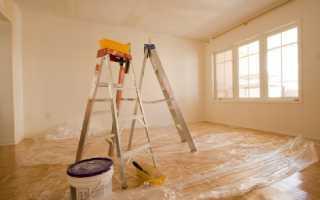 Варианты ремонта в комнате