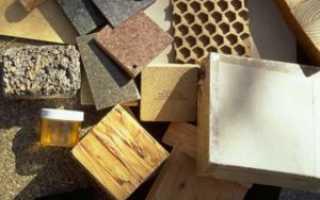 Альтернативный материал для строительства дома