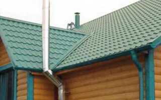 Дымоход газового котла в частном доме требования
