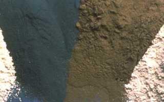 Какая марка цемента лучше для фундамента дома