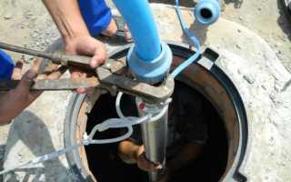 Прокладка водопровода в дом