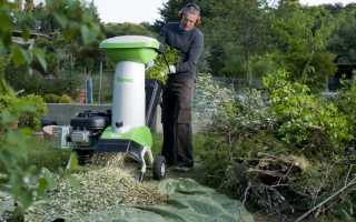 Как выбрать садовый измельчитель травы