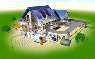 Схема сборки системы отопления частного дома