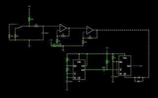 Создание электрических схем онлайн
