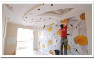 В какой очередности делать ремонт в комнате