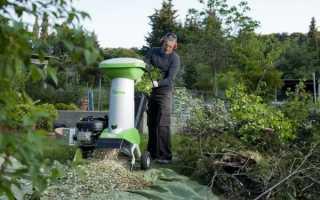 Измельчитель для садового участка