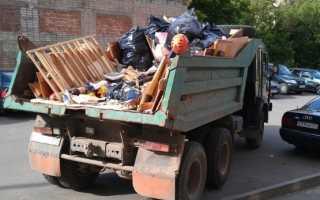 Вес мусор строительный кирпич