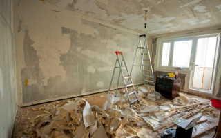 Варианты недорогого ремонта квартиры