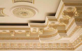 Выбираем материал для лепнины строительство и ремонт