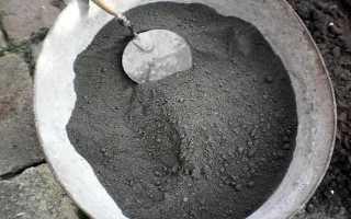 Лучший цемент для бетона
