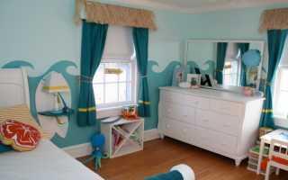 Варианты ремонта комнаты для мальчика