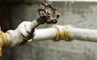 При изготовлении водопроводных труб диаметром 2 дюйма