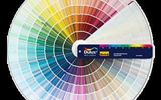 Краска дулюкс цвета