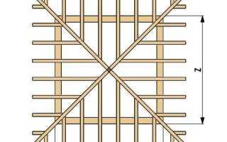 Вальмовая крыша стропильная система чертеж калькулятор