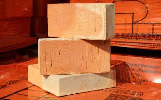 Чем печной кирпич отличается от строительного