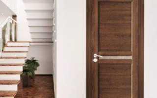 Двери экошпон в интерьере