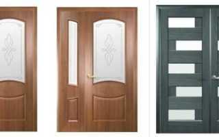 Как называется двойная дверь